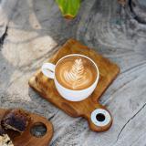 Podnos na kávu SHALLOT.