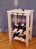 Stolek na víno - P6