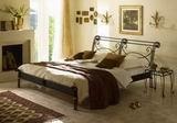 Kovová postel Bela 180x200