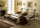Kovová postel Bela Grande 180x220