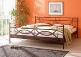 Kovová postel Toscana 200x220