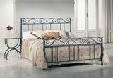 Kovová postel Ester 180x220