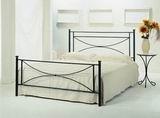 Kovová postel Stela 180x210