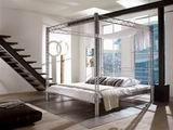 Kovová postel Matrix 180x200