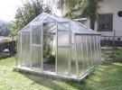 Pozinkovaný skleník K 4