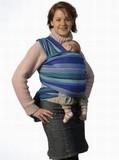 Šátky na nošení - šátek laguna 450 cm