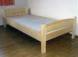 D�ev�n� postel Nova - jednol�ko