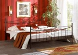 Kovová postel Rio Grande 90x200