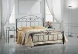 Kovová postel Judita 90x200 - DOPRAVA ZDARMA