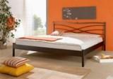 Kovová postel Angeletta 90x200