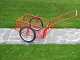 Kovový vozík PEGAS progres 16