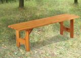 Zahradní lavička LB-04