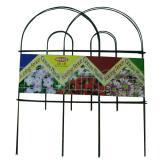 Plùtek zahradní, 60cm x 3m, kov/PH, zelený (7ks)
