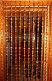 Korálkový závìs - 100cm olše - DOPRAVA ZDARMA