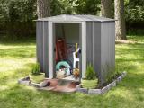 zahradní domek ARROW DRESDEN 65 šedý