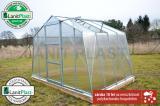 skleník LANITPLAST VITRUM PROFI 15500 PC 4 mm