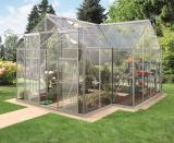 skleník VITAVIA SIRIUS èiré sklo 3 mm støíbrný