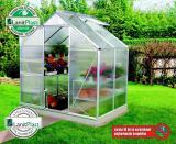 skleník VITAVIA VENUS 2500 PC 4 mm støíbrný