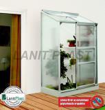 skleník VITAVIA IDA 900 PC 6 mm støíbrný
