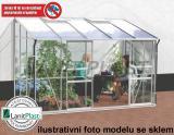 skleník VITAVIA IDA 6500 PC 4 mm støíbrný