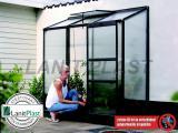 skleník VITAVIA IDA 1300 PC 4 mm zelený