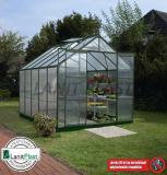 skleník VITAVIA URANUS 8300 PC 6 mm zelený