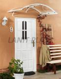 vchodová støíška LANITPLAST LEO 160/90 bílá