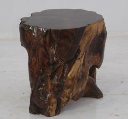 ROSE 42x38x42cm - stolek z rosewoodu