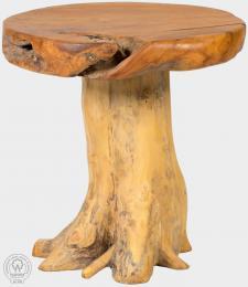 HØÍBEK VI - stolek z teaku