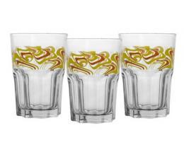 3dílná sada sklenièek long drink 340 ml Jersey
