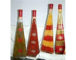 Dekorativní láhev - V9713L