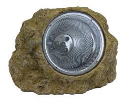 Solární lampa - kámen - 0972300