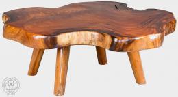 TRUNK VII - konferenèní stolek ze suaru