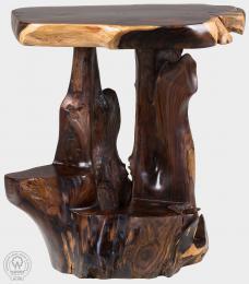 ROSE XIV - konferenèní stolek z rosewoodu