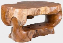 BRANCH stolek - døevìný stolek