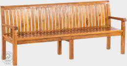 PIETRO 210 - lavice z teaku