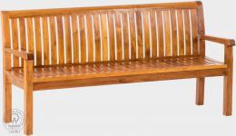 PIETRO 180 - lavice z teaku