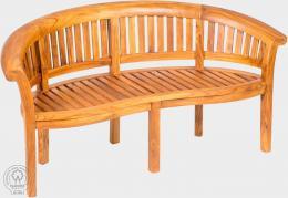 FABIO - lavice z teaku