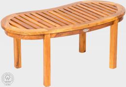 FABIO - stolek z teaku