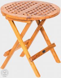 PICNIC - stolek skládací z teaku
