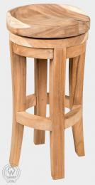 TRUNK BAROVKA - barová židle otoèná