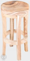 TRUNK BAROVKA - barová židle ze suaru