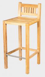 NANDA barovka -barová židle z teaku