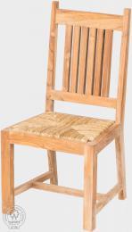 NANDA - židle s výpletem z teaku