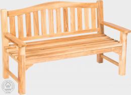 ALDA - lavice z teaku