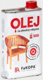 CLASSIC - olej na teakové døevo