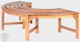 AGNES II - kruhová lavice bez zad