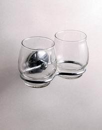 Držák sklenic (+sklenice)