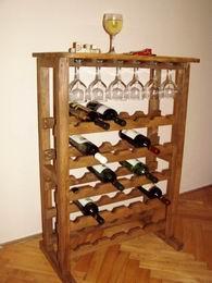 Stolek na víno - P30
