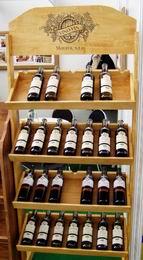 Stojan na víno prezentaèní